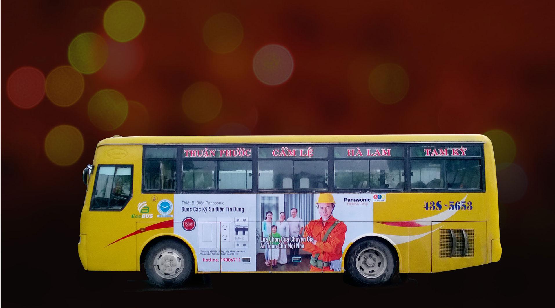 SSM Event - Quảng Cáo Trên Xe Buýt Đà Nẵng